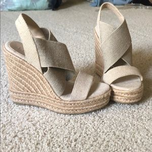 Ralph Lauren heels size 5
